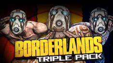 Borderlands Triple Pack [Steam]