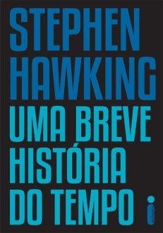 """Livro """"Uma Breve História do Tempo"""", de Stephen Hawking - R$ 30,90"""