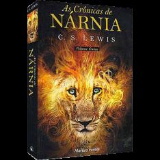 Livro - As Crônicas de Nárnia (Volume Único) - R$13