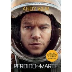 [Submarino] Livro - Perdido em Marte - Andy Weir