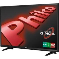 """TV LED 39"""" Philco com Conversor Digital - R$1055"""