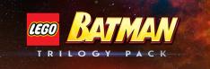 [Package] LEGO Batman Trilogy - R$ 24,74