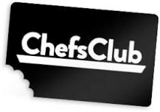 Chef's Club com 50% de cashback + 1 mês grátis