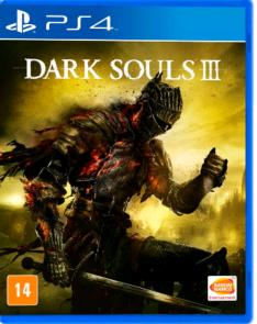 Game Dark Souls III - PS4 por R$ 105