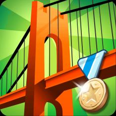 Bridge Constructor Playground - Google Play R$ 0,40