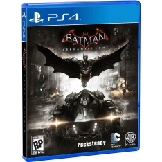 Jogo Batman: Arkham Knight - PS4 - R$70