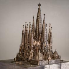Pares de ingressos para a exposição do Gaudí - Grátis