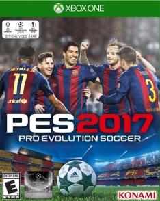 Pro Evolution Soccer 2017 Konami (Xbox One) por R$80