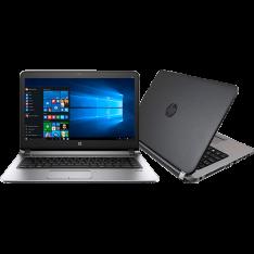 "Notebook HP 440 G2 I3-4005u Intel Core i3 4GB 500GB Tela 14"" Windows 10 - Preto - R$1.469"
