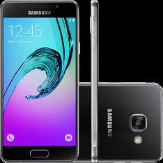 "Smartphone Samsung Galaxy A3 Dual Chip Android 6.0 Tela 4.7"" 16GB por R$ 729"