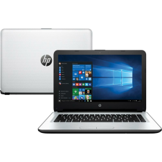 "Notebook HP 14-AC121BR Intel Core i7 8GB 1TB LED 14"" Windows 10 - R$2299"
