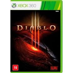 DIABLO III - XBOX 360 - R$43