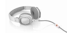 Fone de Ouvido Supra Auricular Com Microfone JBL J55 por R$123