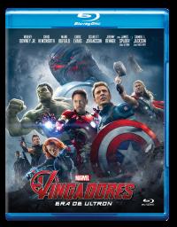 Blurays de Filmes da Marvel e Interestelar