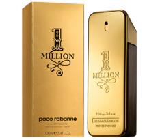 1 Million Eau de Toilette Paco Rabanne - 200ml por R$366