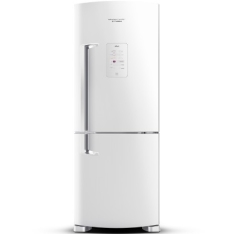 Geladeira Brastemp Ative! Inverse Frost Free 422 L - BRE50NB - Branco - 110v ou 220v