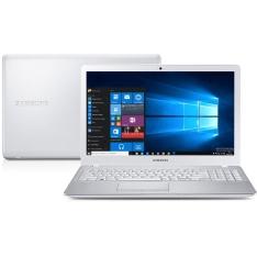 "Samsung Intel Core i7 8GB 1TB Expert X50 15.6"" Placa de Video NVIDIA GeForce 940M - R$2.899"