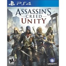 Assassins Creed: Unity (PS4) por R$59