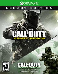 Game Call Of Duty: Infinite Warfare Legacy Edition - Xbox One por R$ 135