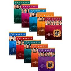 Kit Friends - 1ª a 10ª Temporada - R$99