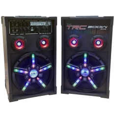 Caixa de Som Amplificada TRC 360 - R$399