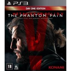METAL GEAR SOLID V: THE PHANTOM PAIN - PS3 - R$50