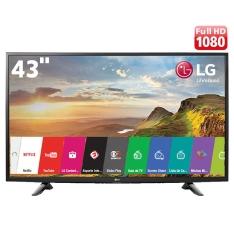"Smart TV LED 43"" Full HD LG 43LH5700 por R$1879"