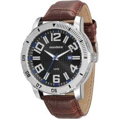 Relógio Masculino Mondaine Analógico Social - R$63