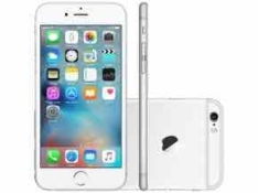 "iPhone 6S Apple 128GB Prata 4G Tela 4.7"" Retina - Câm. 12MP - R$2.728"