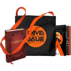 Livro - Kit David Bowie: Book Collection + Ecobag - R$53,91