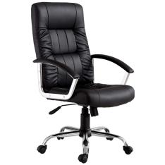Cadeira Office Finlandek Presidente Plus com Função Relax e Regulagem de Altura por R$ 285