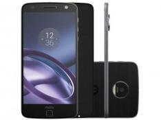 Smartphone Motorola Moto Z Style Edition 64GB - Preto Dual Chip 4G Câm. 13MP + Selfie 5MP Flash - R$1952,91