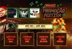 Promoção Festiva - PSN - Semana 2