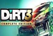 DiRT 3 Complete Edition Steam CD Key por R$ 9
