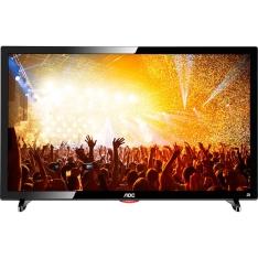 "TV LED 24"" AOC LE24D1461 Full HD 60Hz - R$ 650 + 10% OFF NO CUPOM"