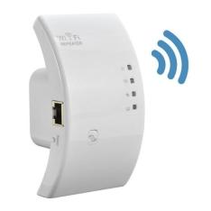 Repetidor de sinal Wifi 300mbps Wps - R$43