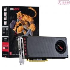Placa de Vídeo PcYes Radeon RX 480 8GB por R$1085