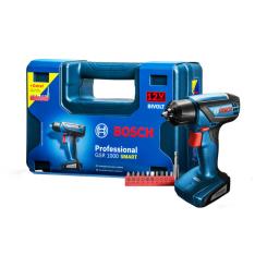 Parafusadeira-Furadeira à Bateria Bosch 12V GSR 1000 – Bivolt – Cartão Carrefour apenas R$ 138,60
