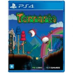 Jogo Terraria para Playstation 4 (PS4)  - R$ 18,90