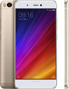 "Xiaomi Mi5s Tela de 5.15"" Snapdragon 821 3GB RAM 64GB ROM  4G"