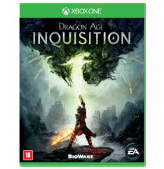 Dragon Age - Inquisition (Xbox One) R$26,90