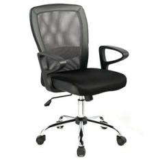 Cadeira Office Finlandek Evolution com Função Relax e Regulagem de Altura - R$170,91