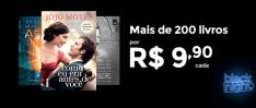 Mais de 200 Livros por R$9,90 cada