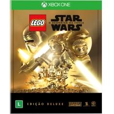 Game Lego Star Wars: O Despertar da Força Edição Deluxe Xbox One - R$52