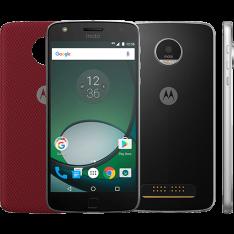 """[1x Cartão Submarino] Smartphone Moto Z Play Dual Chip Android 6.0 Tela 5.5"""" 32GB Câmera 16MP - Preto. R$1367,32"""