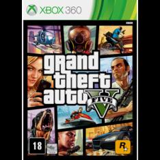 Game Grand Theft Auto V - Xbox 360 - R$80,99