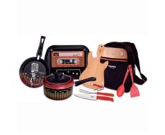 Kit Para Cozinha Hardcore 10 Peças Rock'n Cook - Tramontina - R$ 296,91