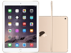 iPad Air 2 Dourado R$ 2.499