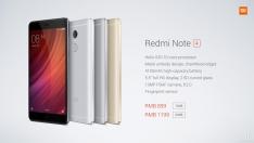 [Bang Good] Xiaomi Redmi Note 4 Fingerprint 5.5-inch 3GB RAM 64GB MTK X20 Deca-core 4G Smartphone
