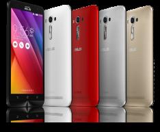 "Smartphone Asus Zenfone 2 Laser ZE550KL Preto 5,5"" 16GB 4G Dual Chip 13MP"